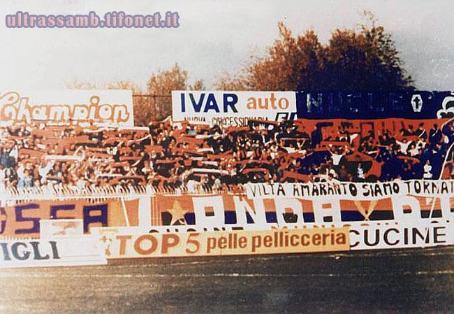 Arezzo - Samb 1985