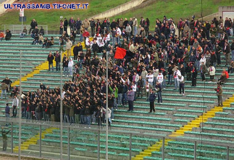 Ultras Samb ad Ancona