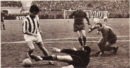 Samb - Juve 1961 il Goal di Sivori
