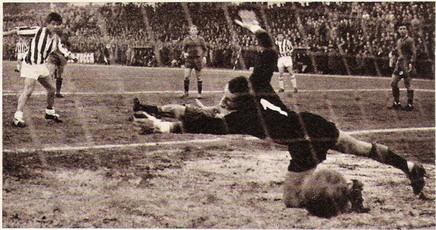 Samb - Juve 1961