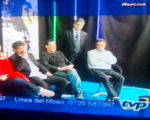 Incredibile intervento del pres. della Samb Giovanni Tormenti a Calcio e sto in onda su TVP