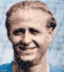 Alberto Eliani ai Tempi della Nazionale