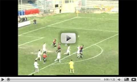 Samb - Cremonese 0 - 1   Video