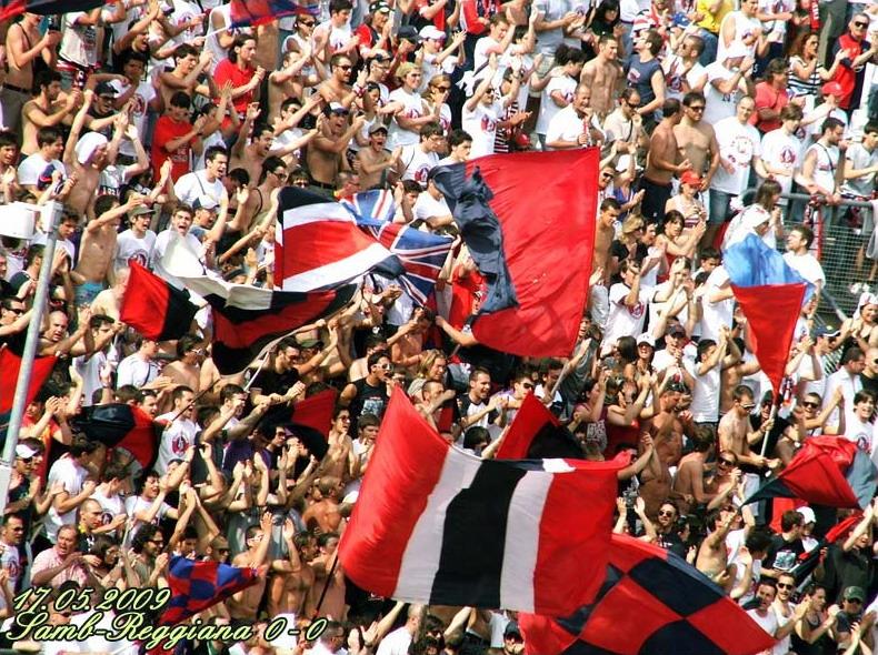 Samb - Reggiana 0-0: foto tratta dal Muro