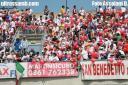 Samb - Reggiana 0-0 il settore distinti