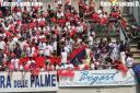 Samb - Reggiana 0-0 Distinti   coreografia con i palloncini