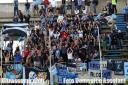 Samb - Lecco 0-0 play out i circa 200 tifosi del Lecco