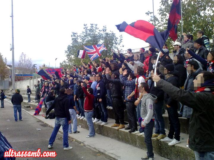 Ultras Samba a Jesi
