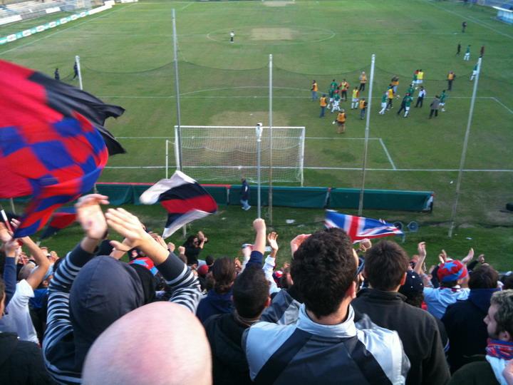 Samb- Montegiorgio 1-0