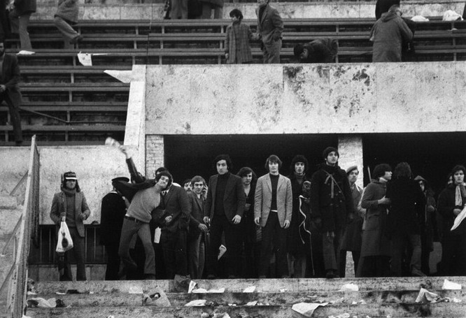 Old Style Ultras