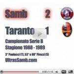Samb – Taranto 2 – 1 Serie B 1988-1989 Revival