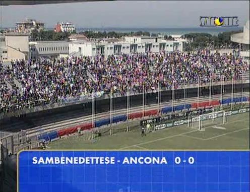 Il video di Samb - Ancona 0 - 0