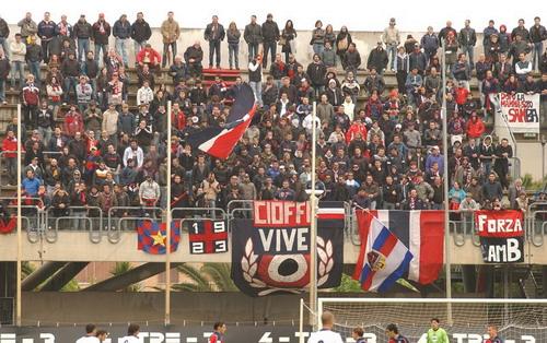 Samb - Lecco 0-0 Curva Nord Massimo Cioffi