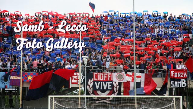 SAMB - LECCO 0-0 Foto Gallery
